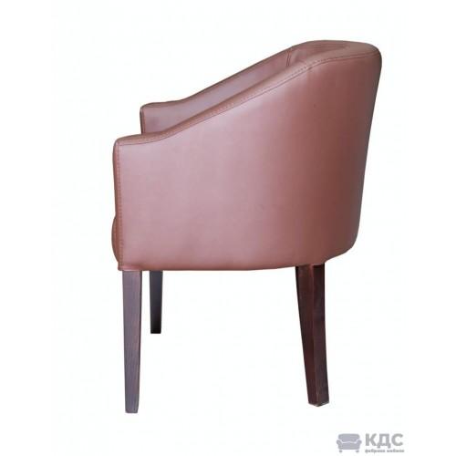 Кресло Версаль коричневое