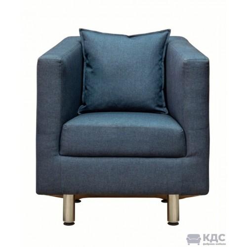 Кресло Милан серое