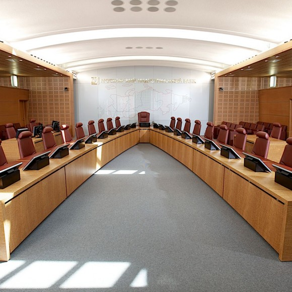 Кресла для конференц-залов