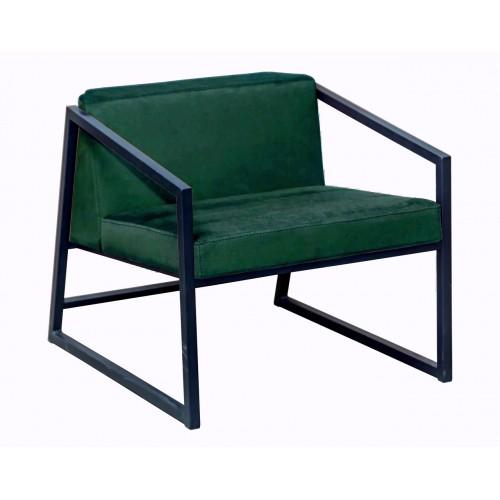 Кресло в стиле лофт Саваж